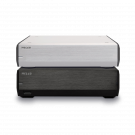Melco | S100 Silver & Black | Audiophile Network Switch