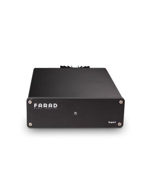 Farad | Super3 Double Regulated | Linear Power Supply