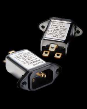 Furutech | AC-1501 Gold | EMI Filtered IEC Inlet
