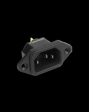 Furutech | Rhodium plated | IEC Inlet