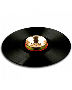 High End Novum | PMR LP One | Resonating record puck