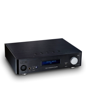 Keces Audio | S3 DAC & PreAmplifier + Headphone Amplifier