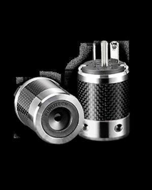 Furutech | FI-50M(Rhodium) | Shielded US Mains Plug
