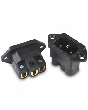 Furutech | FI-09(Gold) | IEC Inlet