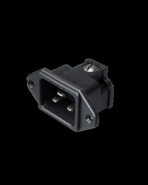 Furutech | FI-033(Rhodium) | C20 IEC Inlet