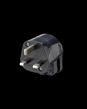Furutech | FI-UK1363-N1(Rhodium) | UK Mains Plug