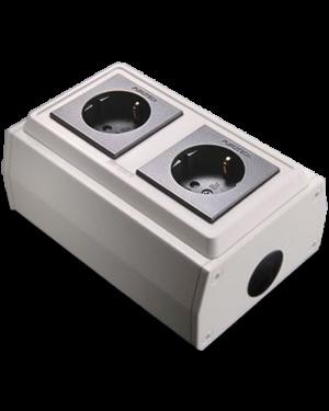 Furutech | FP-SWS-D(Rhodium) | Wall Box