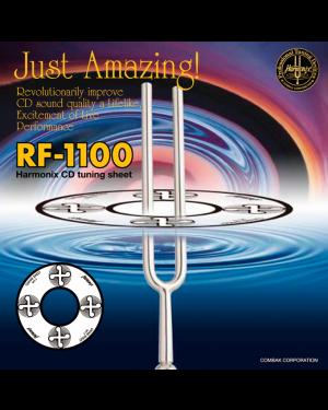 Harmonix | RF-1100 | CD/DVD/BD Tuning Sheets