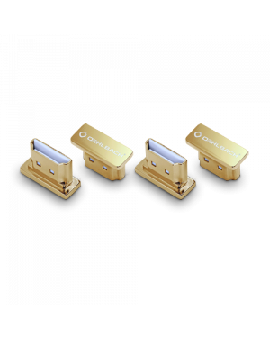 Oehlbach   HDMI shielding caps   set of 4 pieces