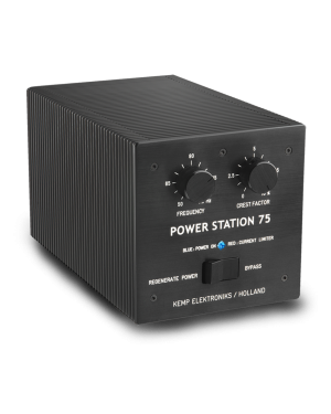 Kemp Elektroniks | POWER STATION 75 | Front-end AC regenerator