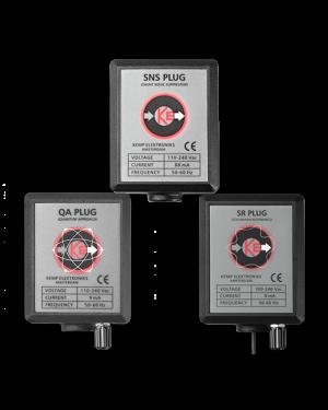 Kemp Elektroniks | Combi pack | SNS, QA & SR PLUG