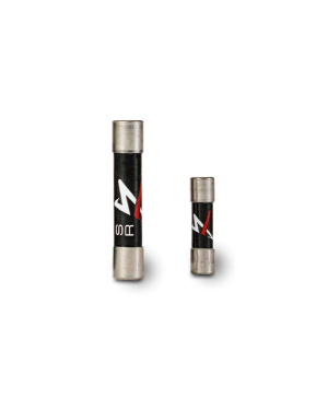 Synergistic Research | Black Fuses | 5x20 & 6.3x32 mm